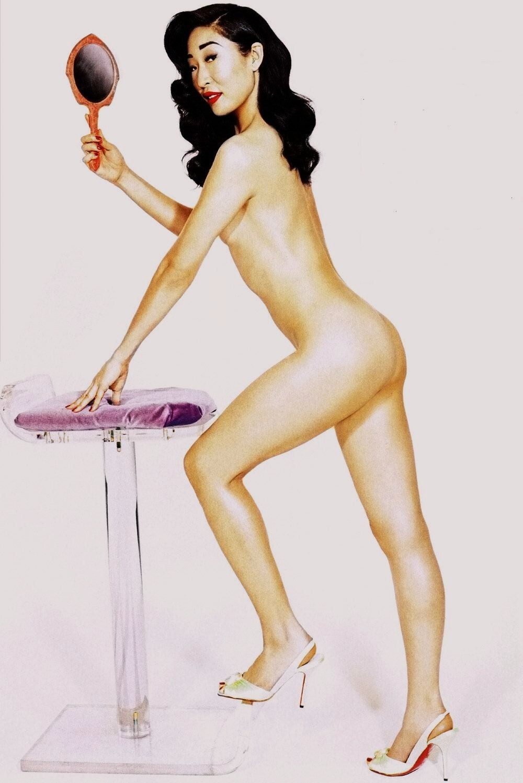 Carla gugino nude allure