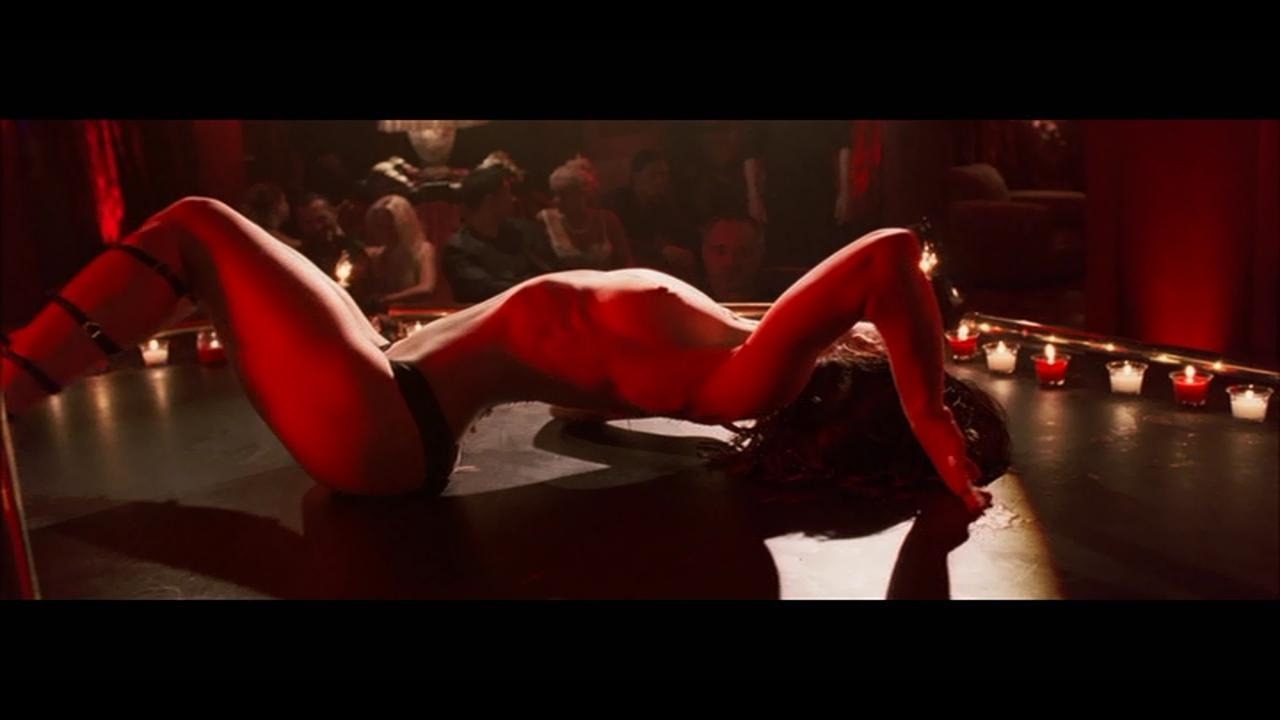 Jessica biel nude powder blue video